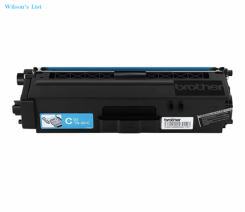 Brother Genuine TN331C Cyan Original Laser Toner Cartridge