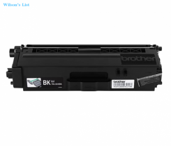 Brother Genuine TN331BK Black Original Laser Toner Cartridge