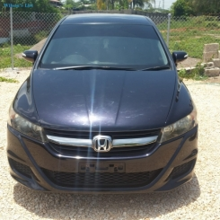 Honda Stream- Black