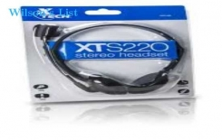 xtech- XTS-220 Stereo Headset
