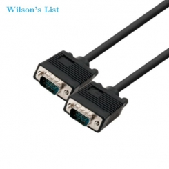 VGA male to male monitor cable XTC-308