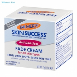 Palmer's Skin Success Anti-Dark Spot Fade Cream For All Skin Types, 2.7 OZ