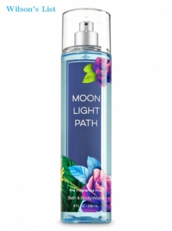 Bath and body works,MOONLIGHT PATH Fine Fragrance Mist