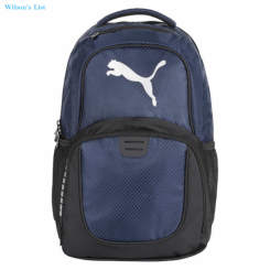 Puma Challenger Backpack (Select Color; Black, Blue, Gray)