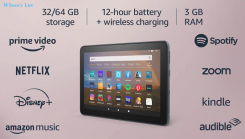 All-new Fire HD 8 Plus tablet, HD display, 32 GB